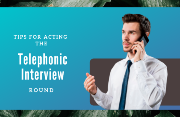 Tips For Acing The Telephonic Interview Round