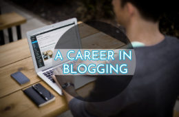 Career in Blogging