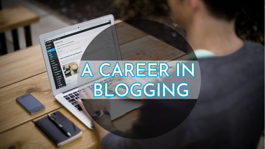 Career in Blogging (Content Writing)