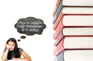 Knowledge of IT Skills