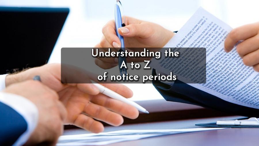 understand Notice Period in India