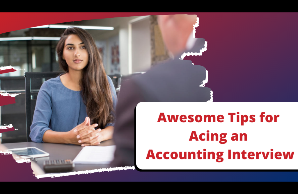Accounting Interview Tips