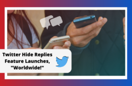 Twitter Hide Replies Feature