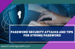 password security blog