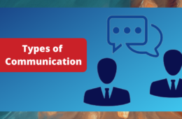 type of communication
