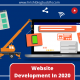 Website Development In 2020