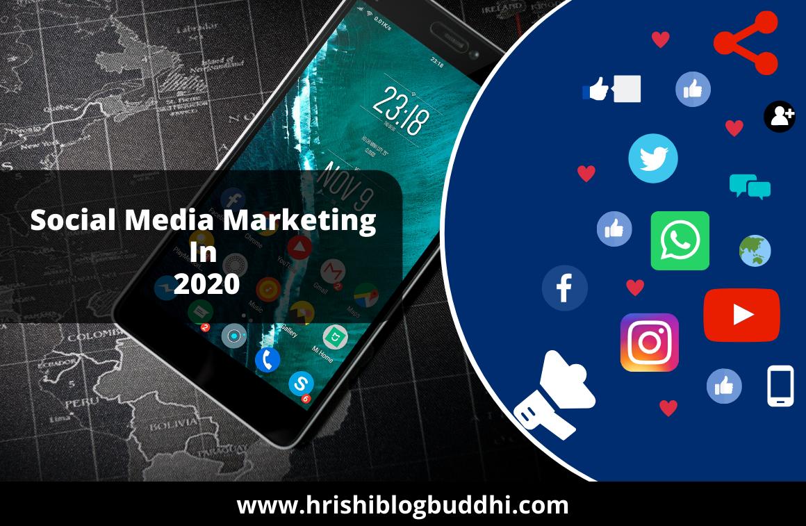 Social media marketing 2021