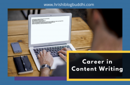 Career in content writing