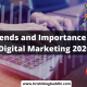 Digital marketing trend 2020