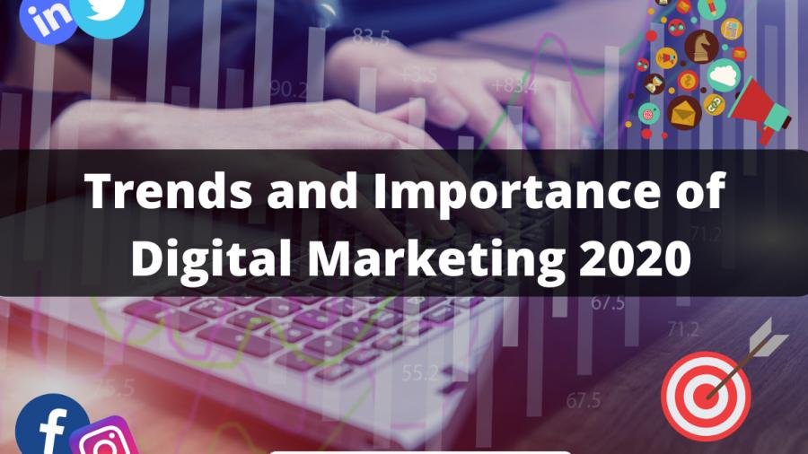 Digital marketing trend 2020