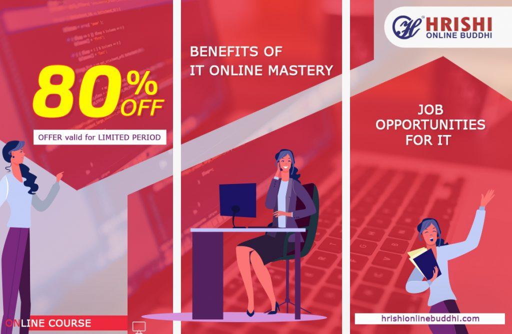 learn IT course online