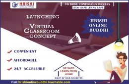 Hrishi Computer Education Launching an Online Courses