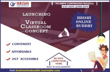 Hrishi Computer Education Launching an Online Courses