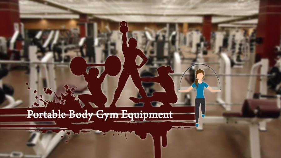 Portable Body Gym Equipment