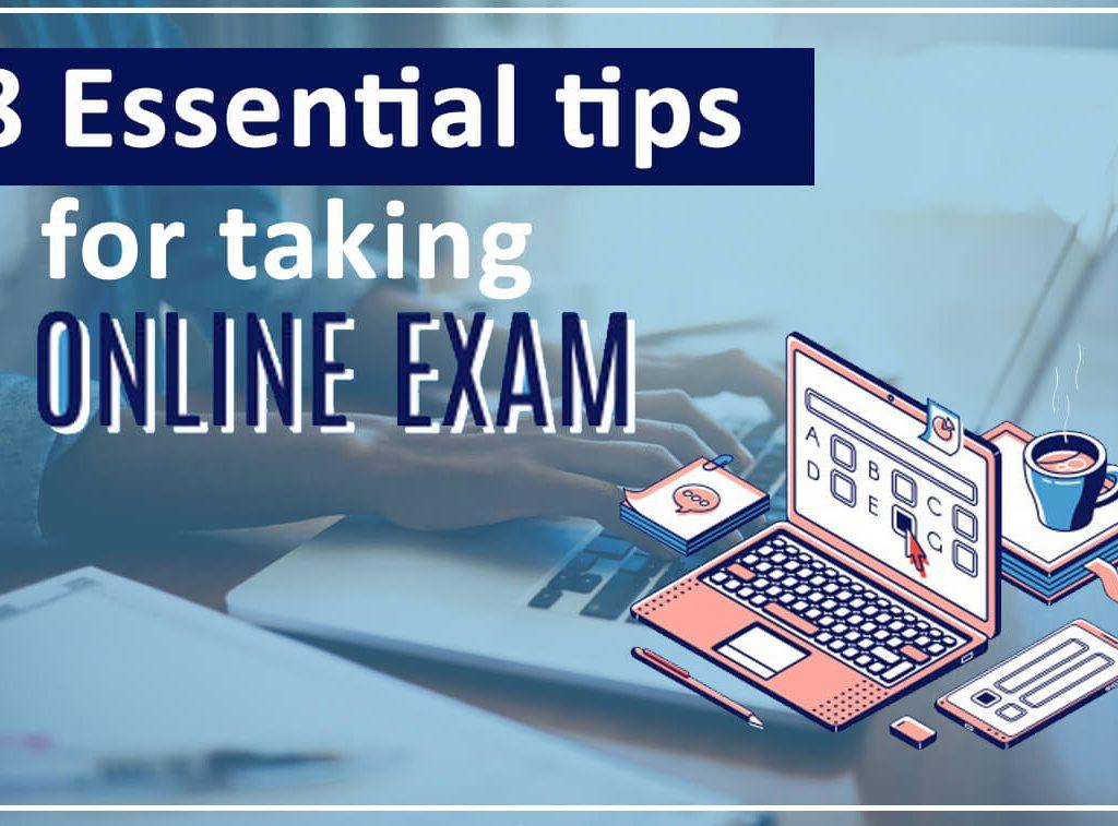 online exam tips
