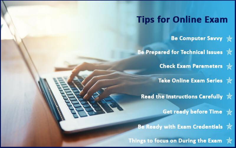 Tips for Online Exam