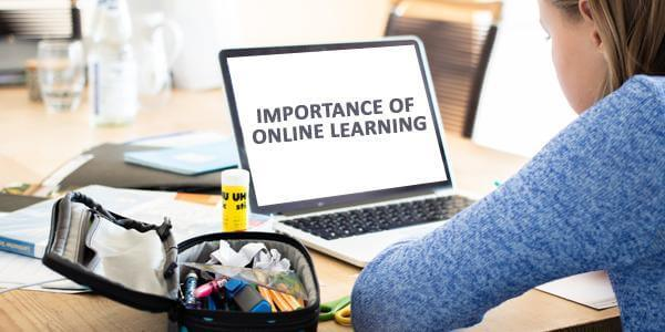 Importance of Online Learning