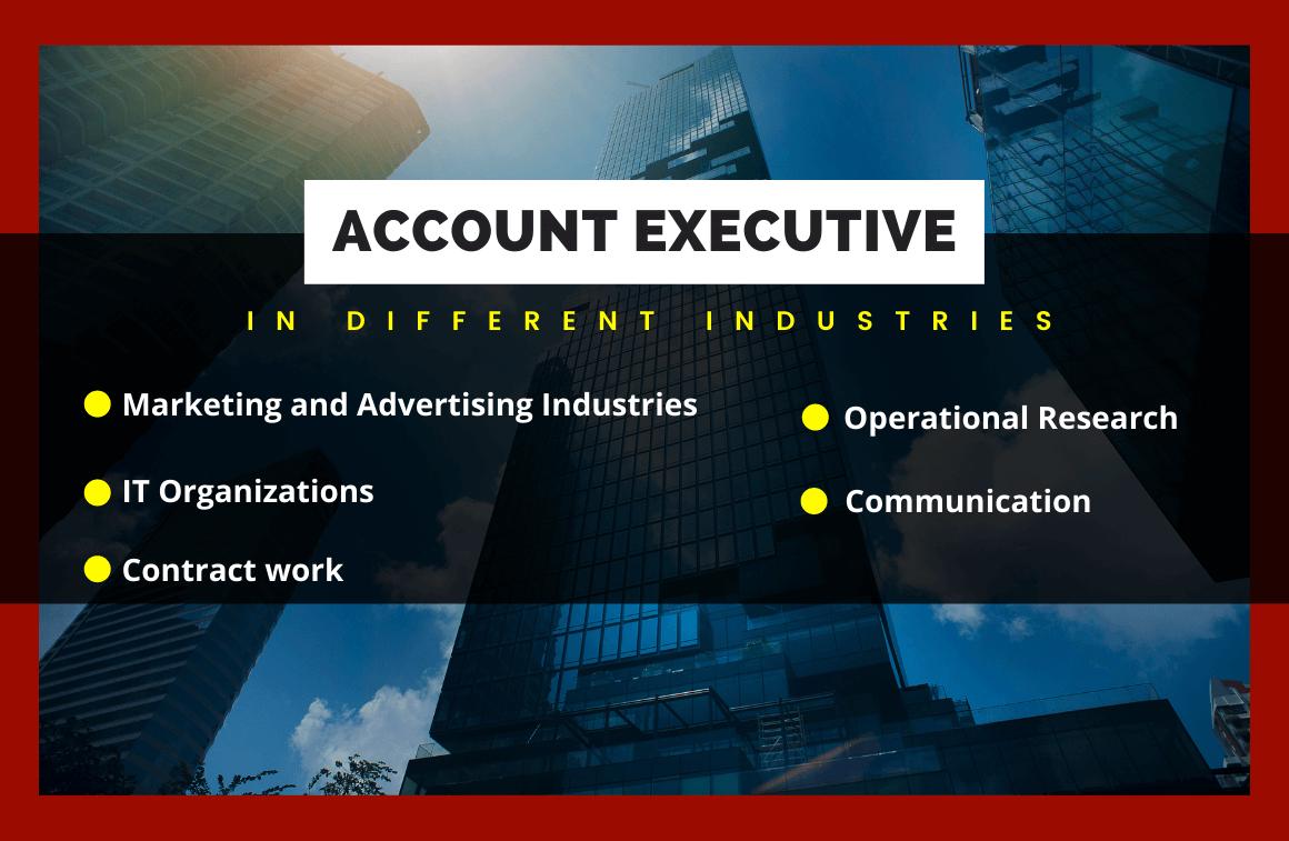 account executive job