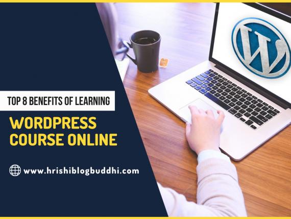 learn wordpress course online