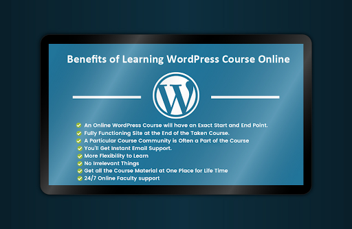 How Learning WordPress Course Online is Beneficial