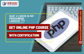 Want a Career in PHP Programming Language? Get Online PHP Course with Certification